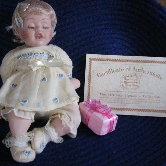 Sleeping Suzy Birthday Doll